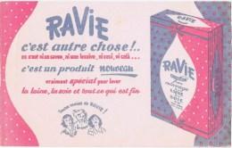 Buvards  Ravie LAVAGE DE LA LAINE - Buvards, Protège-cahiers Illustrés