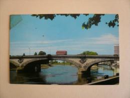 Inghilterra - England - Kew - Bridge And River Thames - Non Viaggiata Ma Scritta 1969 - Middlesex