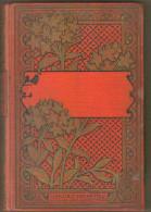 """Livre Ancien   1898 """"Courage Et Dévouement """"histoire De Trois Jeunes Filles - Libri, Riviste, Fumetti"""