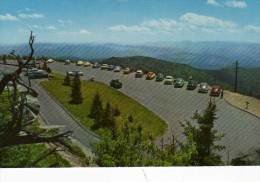 Parking Area At Clingman's Dome In Great Smoky Mountains National Park - Smokey Mountains