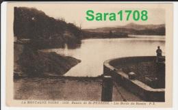 81 LA MONTAGNE NOIRE, Bassin De SAINT FERREOL, Les Bords Du Bassin. ( VOIR SCAN ). - France