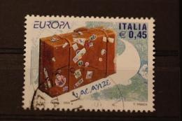 ITALIA USATI 2004 - Europa 2004 - SASSONE 2762 - RIF. G 0365 - 6. 1946-.. Repubblica