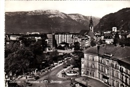 4521.   Bolzano - Panorama Dalla Stazione - 1963 - Bolzano (Bozen)