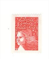 Luquet TVP Rouge RF De Roulette YT 3418b Sans Phosphore . Rare , Voir Le Scan . Cote Maury N° 3397f : 130 € - Variedades: 2000-09 Nuevos