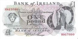 Ireland, Northern - Pick 65 - 1 Pound 1980 - Unc - Ireland