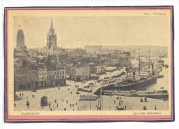 Carte Dunkerque Quai Des Hollandais  Phot. Nydegger - Dunkerque