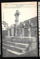 Les Cinq Croix Du Carrefour De Ploublezre, Près Lannion - N°3905  - Haj120 - Lannion