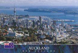 AUCKLAND New Zealand Als Flugpost Verschickt Mit Marke - Neuseeland