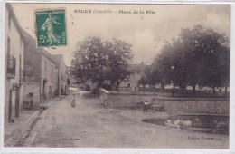 Ancey -  Place De La Fête - Frankreich