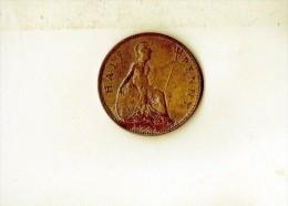 HALF PENNY 1931 (LOT AB9) - 1902-1971 : Monnaies Post-Victoriennes