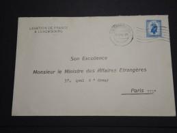 LUXEMBOURG - Belle Lettre à étudier  - Lot N° 10117 - Luxemburg