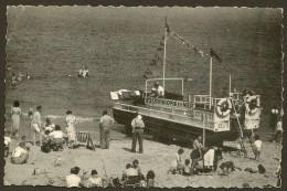 KNOKKE-ZOUTE Prêt Au Départ Excursions En Mer (Thill) Belgique - Knokke