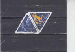 SVEZIA  1999 - Zoodiaco - Coppia - Usati