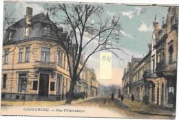 """GODESBERG """"Allemagne"""" Rue Plittersdofer (21/06/1925) - Deutschland"""