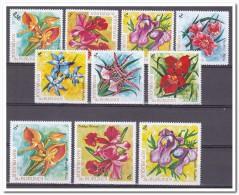 Burundi 1972, Postfris MNH, Flowers - Burundi
