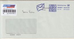 BRD Neue Privatpost 2008 Main Brieflogistik (zugestellt Durch Deutsche Post) - [7] Federal Republic