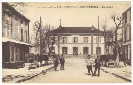 Courpière - La Gare - Courpiere
