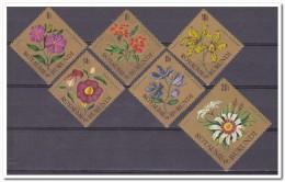 Burundi 1965, Postfris MNH, Flowers - Burundi