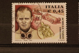 ITALIA USATI 2004 - ACHILLE VARZI - SASSONE 2770 - RIF. G 0373 - 6. 1946-.. Repubblica