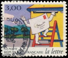 France 1997. ~ YT 3067 - Voyage D'une Lettre. Pli Grimpant à L'échelle - Frankreich