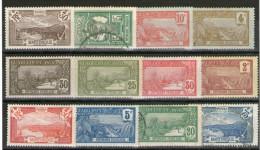 Collection De Colonies Neufs Et Oblitérés - France (former Colonies & Protectorates)