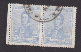 Argentina, Scott #223, Used, Jose De Martin, Issued 1916 - Used Stamps
