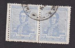 Argentina, Scott #223, Used, Jose De Martin, Issued 1916 - Argentine