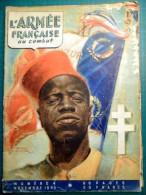 L'armée Française Au Combat N°4 1945 - La 2nde Bataille De France - Parachutistes - Journaux - Quotidiens