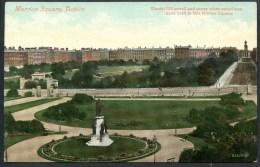 Dublin, Merrion Square, Valentine - Dublin