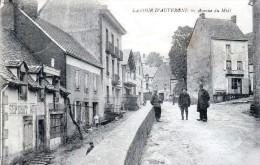 LATOUR D'AUVERGNE - Canton Du Sancy - Avenue Du Midi - Auberge SEPCHAT - Très Beau Plan Animé - Otros Municipios