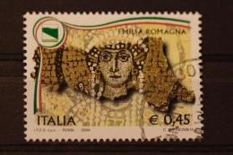 ITALIA USATI 2004 - REGIONI D´ITALIA EMILIA ROMAGNA - SASSONE 2775 - RIF. G 0378 - 6. 1946-.. Repubblica