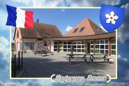 Postcard, Cities Of Europe Collection, Haguenau, France 1 - Cartes Géographiques