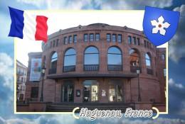 Postcard, Cities Of Europe Collection, Haguenau, France 6 - Cartes Géographiques