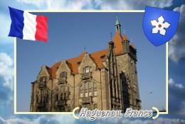 Postcard, Cities Of Europe Collection, Haguenau, France 10 - Cartes Géographiques