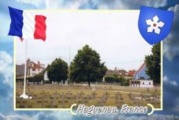 Postcard, Cities Of Europe Collection, Haguenau, France 14 - Cartes Géographiques