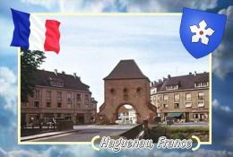Postcard, Cities Of Europe Collection, Haguenau, France 15 - Cartes Géographiques