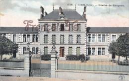 (45) Gien - Ecoles De Garçons - 2 SCANS - Gien