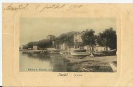 BANDOL - La Cale - Bandol