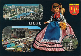 LIEGE - Poupée - Liege