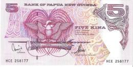 Papua New Guinea - Pick 13d - 5 Kina 1992 - Unc - Papua Nuova Guinea