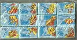 Sucres Saint Louis Les îles Série Complète - Sugars