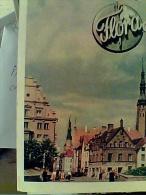 Estonia USSR Tallin - Tallinn FLORA PUBBLICITA  INSEGNA   N1956  FB7269 - Estonia
