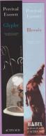 Marque-page °° Actes Sud-Babel - P.Everett Glyphe - Blessés 4x24 - Marque-Pages