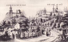 CLEVE IM JAHRE 1848 ILLUSTRATION - Altri