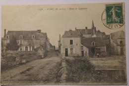 CPA Avire Route De Louvaines 1918 - VS01 - France