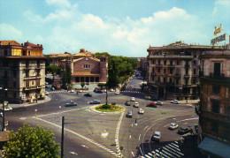 Piazza/ Place/Square/Platz Ungheria- S.Roberto Bellarmino - Roma (Rome)