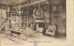 CHATEAU DE VIZILLE - Bibliothèque - Bibliothèques