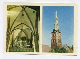 LATVIA - AK 247634 Riga - St. Jacob's Church - Latvia