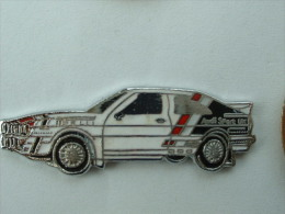 Pin's AUDI SPORT UK - PIRELLI - Audi