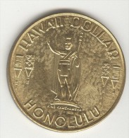 Hawaii Dollar - Honolulu - Aloha From Hawaii - Waikiki Beach - Diamond Head - Casino